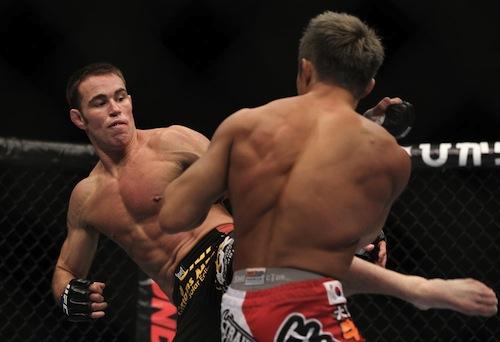 UFC 144: Akiyama v Shields