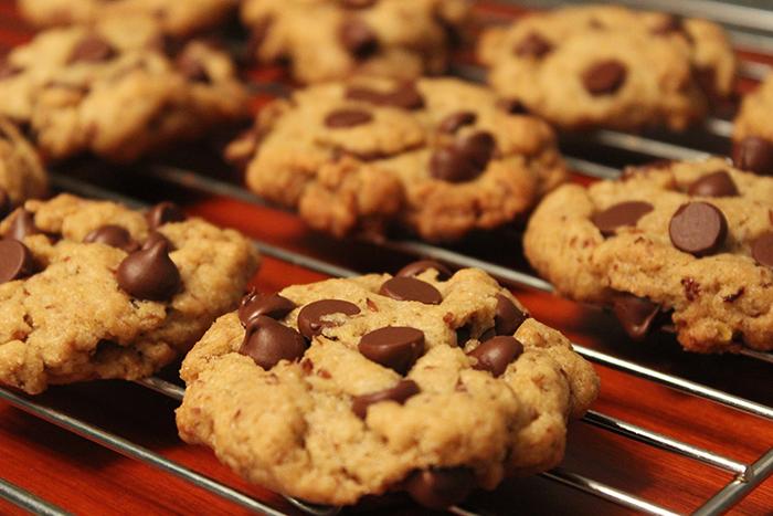 ヴィーガンのレシピ チョコチップクッキー 菜食 ベジタリアン